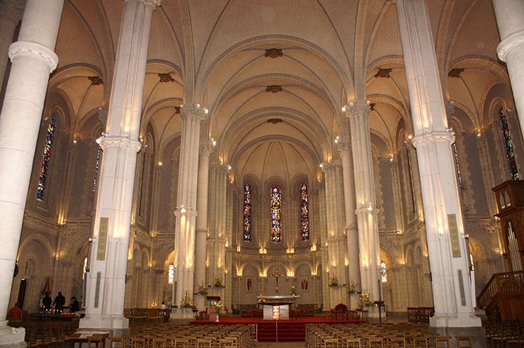 Chauffage Eglise