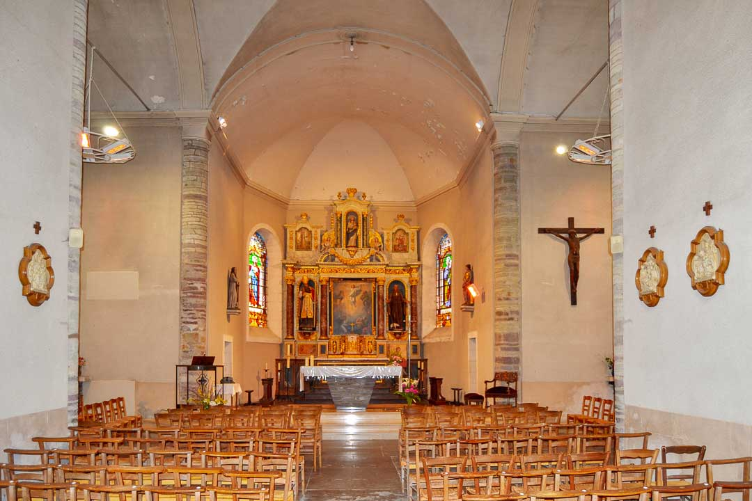Chauffage-Eglise-de-Baulon - Photo CGV