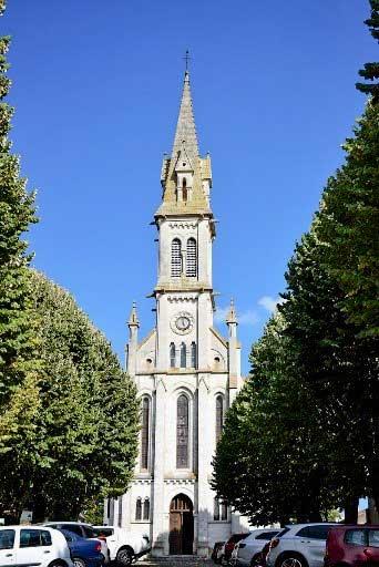 église Notre Dame de Nerac