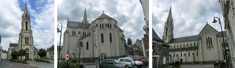 Chauffage de l'église Saint Pierre-et-Paul de Saffré