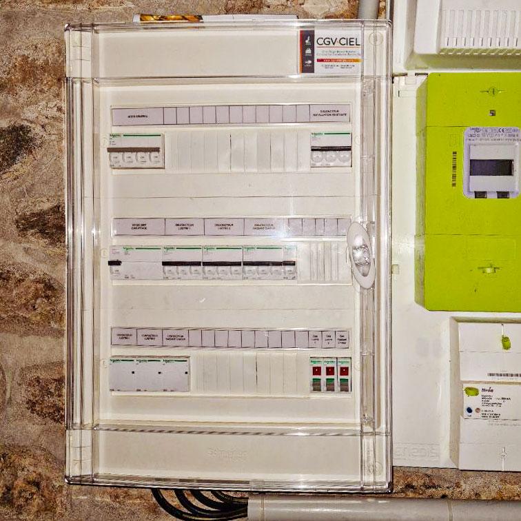 solution rayonnant électrique Infra Rouge Court