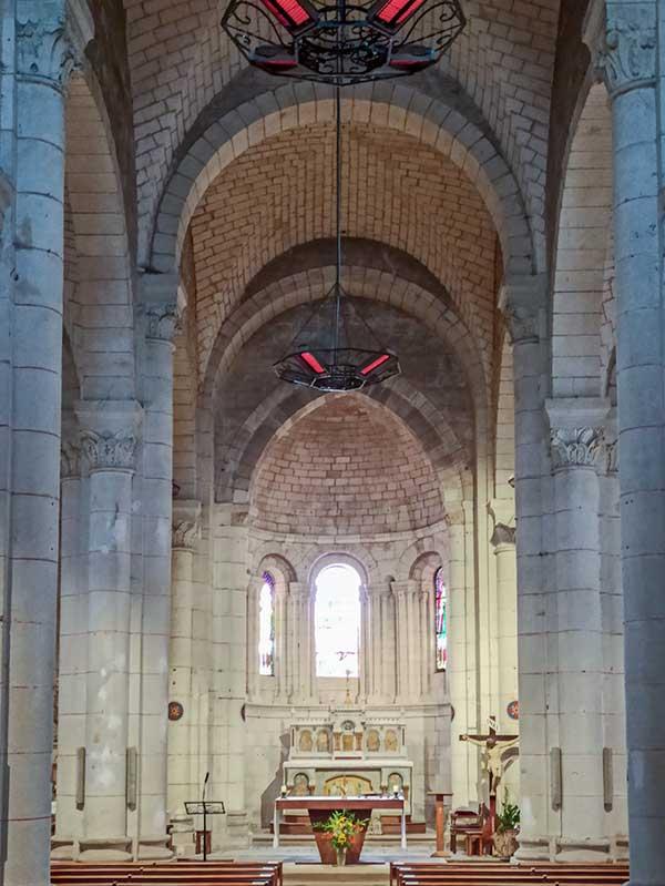 conformité électrique de l'église Saint Georges